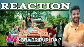 VU Tiprasa || Nwngba Tripuri Da || Official Music Video || Reaction