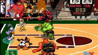 Space Jam (Video Game) 1st Quarter