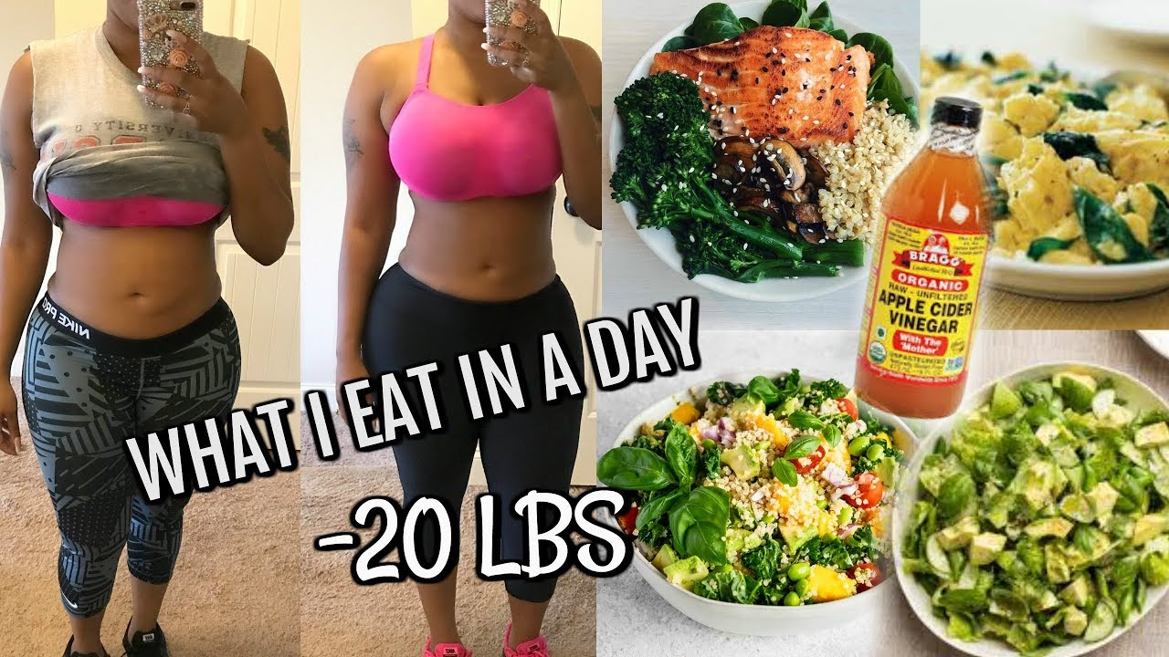 Lose 10 Pounds In One Week Fast What I Eat In A Day Meal Prep Apple Cider Vinegar Weight Loss
