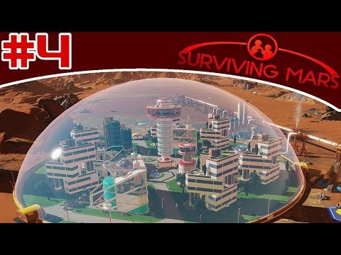 Surviving Mars 3rd Playthrough pt4: Mystery Colonist