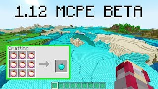 NEW Minecraft Update Lets you ADD New Biomes, Blocks, Items (MCPE)