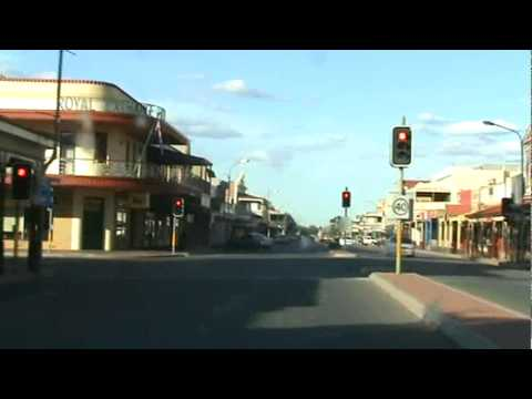 Broken Hill New South Wales Australia On Argent Street