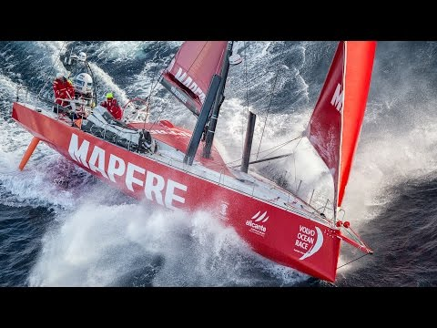 Riding the storm | Volvo Ocean Race