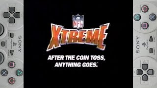 NFL Xtreme (Sony PlayStation\PSX\PSone\PS\PS1\Commercial)