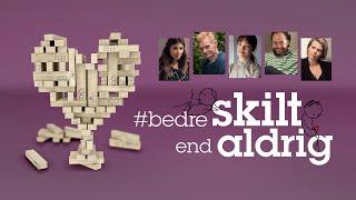 Bedre Skilt End Aldrig (tv-serie) - på DVD & Digitalt fra den 22. august!