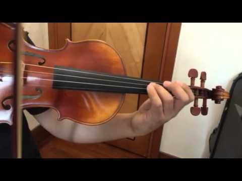 ABRSM 2016-2019 Grade 4 Violin C:3 Daydream
