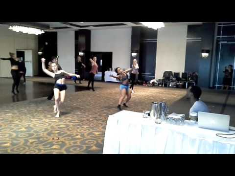 Idance Montreal-Alexis - winner of Paris / Barcelona dance tour scholarship
