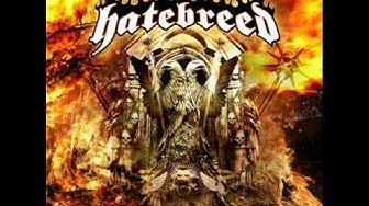 Hatebreed Everyone Bleeds Now