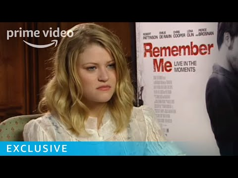 Lost's Emilie de Ravin on working with Robert Pattinson  Amazon Prime Video