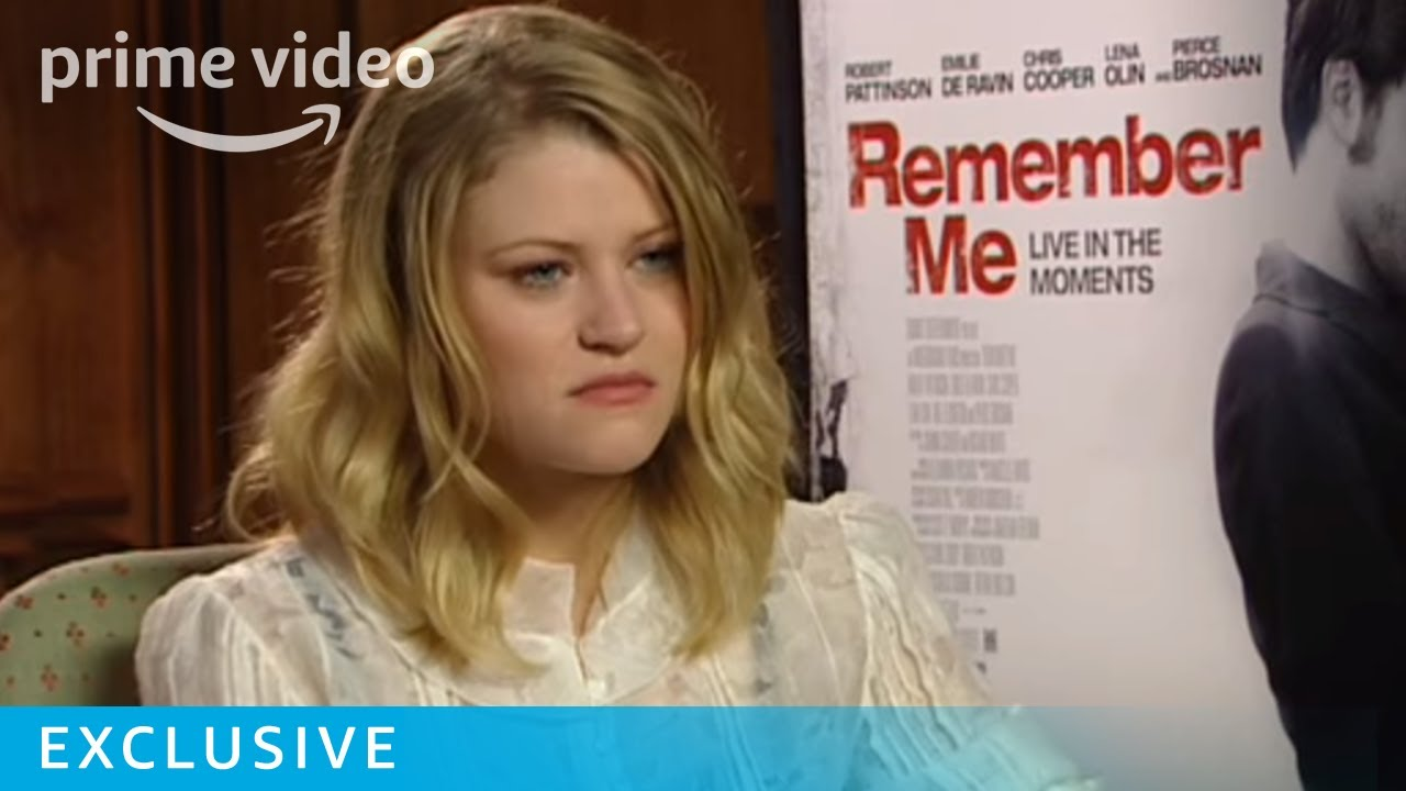 Download Lost's Emilie de Ravin on working with Robert Pattinson | Prime Video