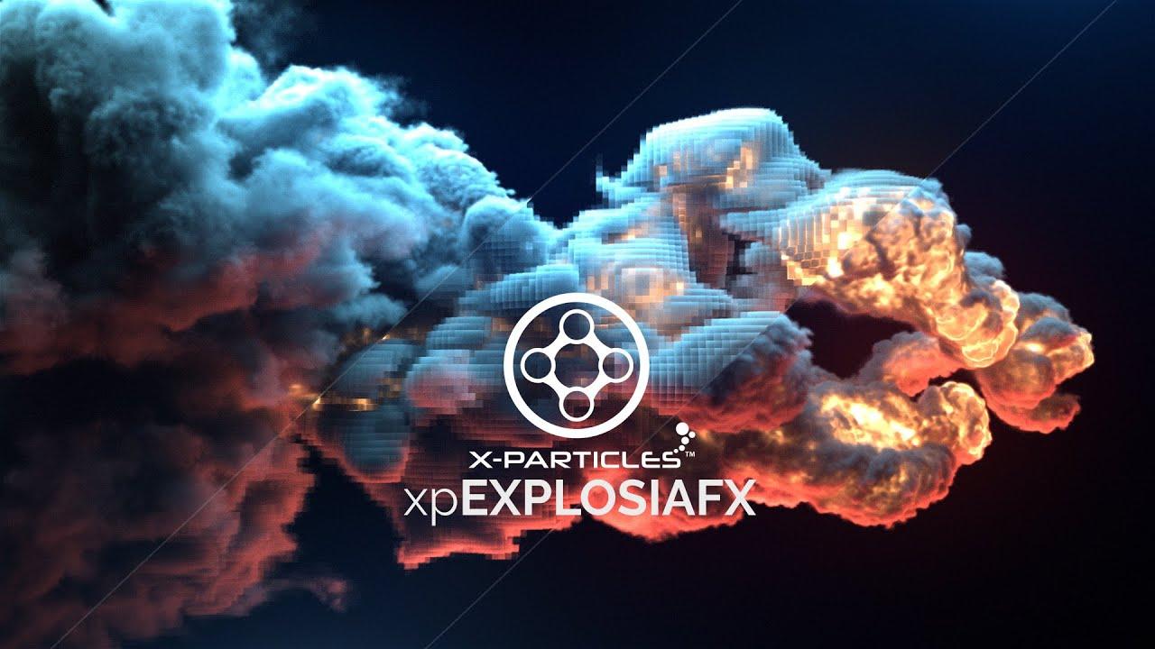 xpExplosiaFX - Sneak Peek