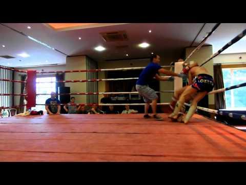 Liam McGrandles vs Colin Kenny