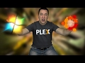 Plex Battle OS Ep. 1 - Windows 7,10 vs Ubuntu Desktop
