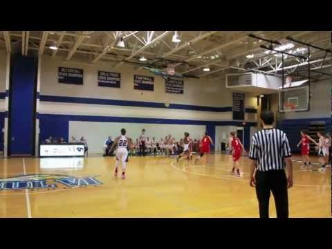 Paul VI High School Girls Basketball- Kiana Ye Shooting Guard Highlight Film 2012-13
