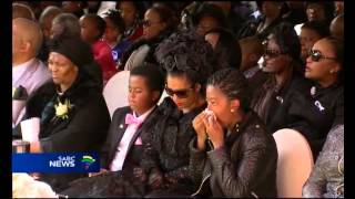 "Savita pays tribute to her love Vuyo ""Thando"" Mbuli"