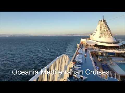 Mediterranean Sea Europe Cruises - Our Trip in November, 2016