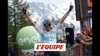 19e étape, la journée la plus folle de l'année - Cyclisme - Giro