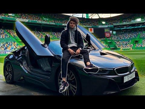 O MEU NOVO CARRO ( BMW i8 )