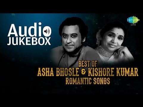 Best of Asha Bhosle & Kishore Kumar Duet Songs | Evergreen Romantic Hits | Audio Jukebox