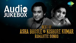 Best of asha bhosle & kishore kumar duet songs | evergreen romantic hits | audio jukebox