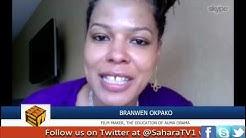 "Branwen Okpako: ""The Education Of Auma Obama"""