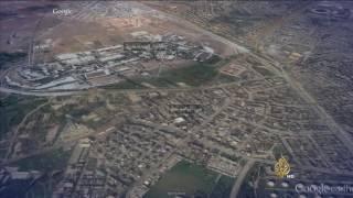 جغرافيا المكان الذي دارت فيه المعركة جنوبيَّ حلب