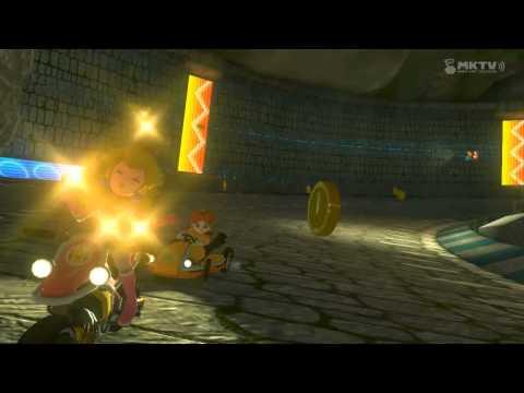 Wii U - Mario Kart 8 - Thwomp Ruins
