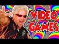 Guy Fieri Games