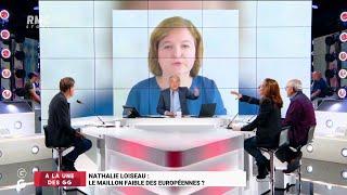 Les Grandes Gueules de RMC: Nathalie Loiseau, le maillon faible des européennes ? (partie 2)