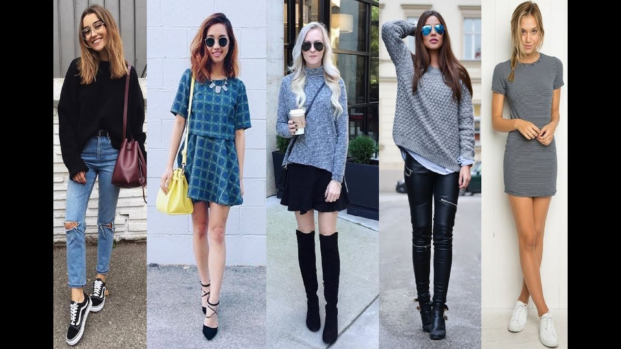 School Outfits For Teen Girls Back To Youtube