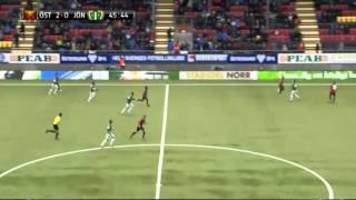Östersund - Jönköping S 5-0 (hela matchen)