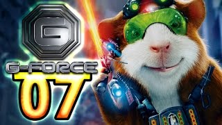 G-Force Walkthrough Part 7 (PS3, X360, PC, Wii, PSP, PS2) Movie Game [HD]