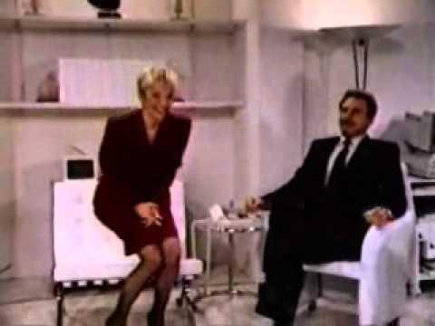 Sandra Bullock and  Nana Visitor  in Working Girl   TV Series 1990