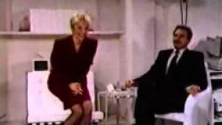 Sandra Bullock and  Nana Visitor  in Working Girl  - TV Series (1990)