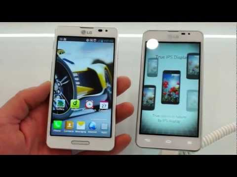 Hands-on: LG Optimus F5 and F7 (MWC 2013)