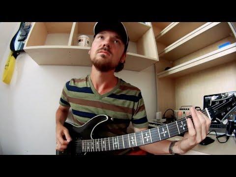 Про звон и дребезг струн об лады на гитаре