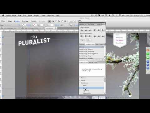 HOW Interactive: Design HTML Websites with Adobe Muse