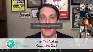 SYP Meet The Author: Garrett M. Graff // 1-19-21