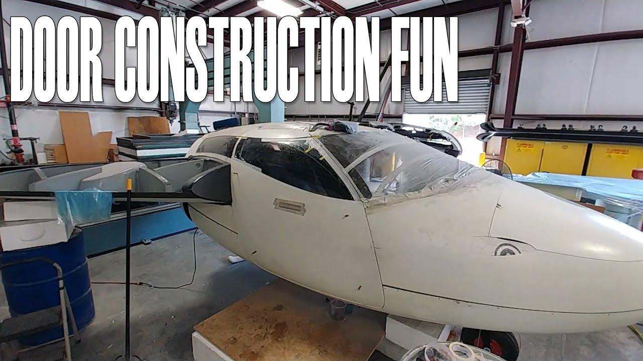 Door Construction Fun - Building the Raptor Prototype & Door Construction Fun - Building the Raptor Prototype - YouTube