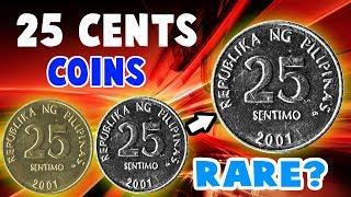25 CENTAVOS Rare Coin?