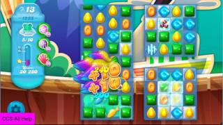 Candy Crush Soda Saga Level 1235 NO BOOSTERS Cookie