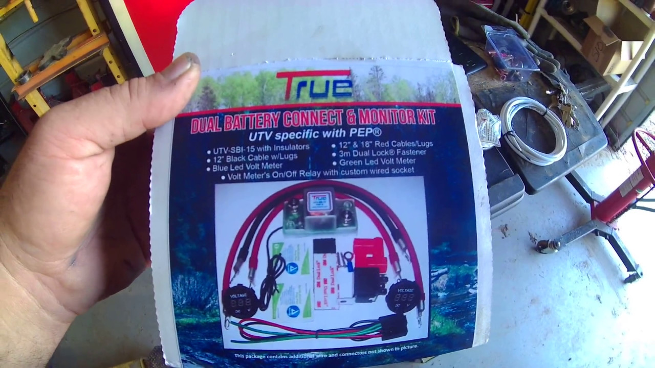 hight resolution of 2016 rzr 900 mod true battery connect sold by 5397227 ebay score 1712