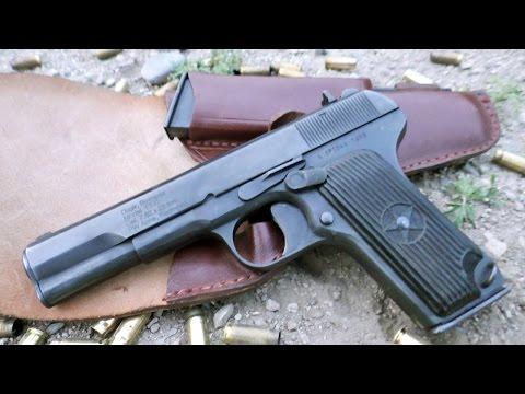 Romanian Tokarev TTC Pistol: Shooting Review