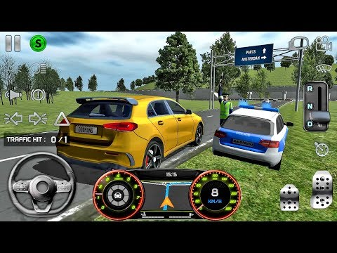 Real Driving Sim #1 First Mission! - Car Games Android Gameplay