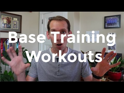 5 Base Training Workouts for Endurance, Strength, and Speed
