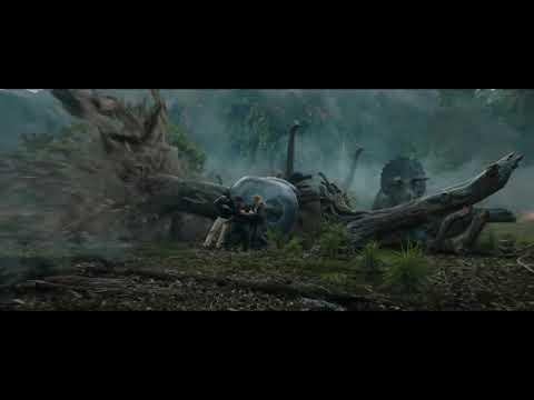 Jurassic world- Fallen Kingdom The original trailer