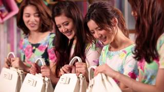 Samantha Vega meets E-girls TV CM 「Anniversary!!」のTVCMはもうご覧...