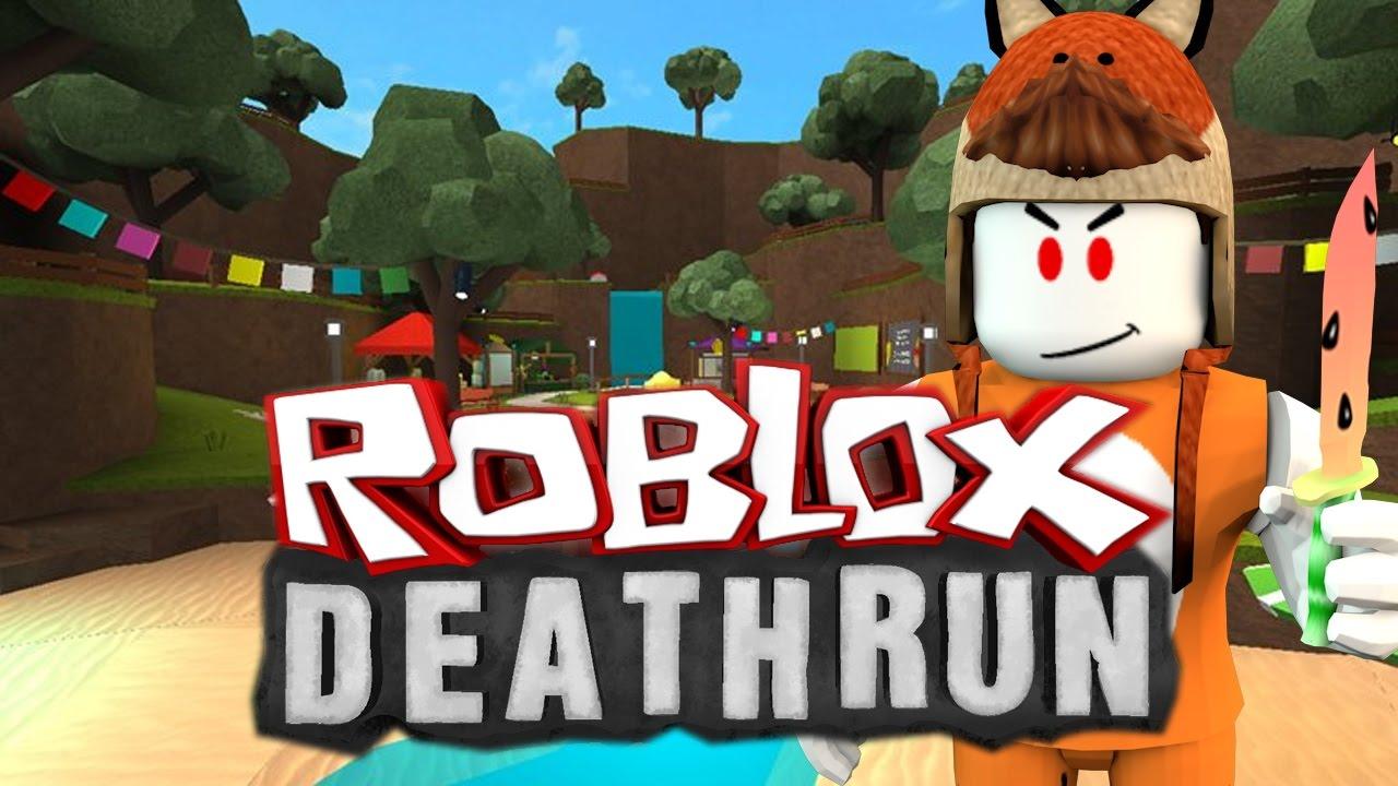 Murdered Everyone In One Go Roblox Deathrun - death run roblox