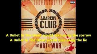 Anarchy Club - A Bullet In The Head [Explicit Lyrics / ᴴᴰ1080p]