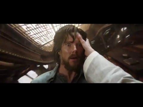 """Saiu o novo trailer  que é aposta da Marvel  """"Doutor Estranho"""""""